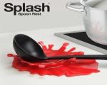 جا ملاقه ای فانتزی Splash Spoon Rest